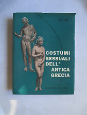 Hans Licht COSTUMI SESSUALI DELL'ANTICA GRECIA Mediterranee 1962 I edizione