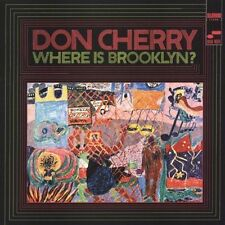 Where Is Brooklyn? by Don Cherry (Trumpet) (CD, Oct-2005, Blue Note (Label))