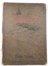 The Boys of Dickens Book Antique Childrens Oliver Twist Tiny Tim Paul Dombey Jo