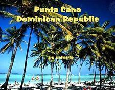 Dominican Republic - PUNTA CANA  Souvenir Travel Magnet