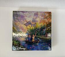 NEW! Thomas Kinkade The Disney Collection Pocahontas 750 Piece Jigsaw Puzzle