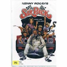 SIX PACK  DVD ( KENNY ROGERS ) NEW AND SEALED