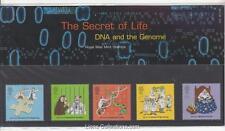 GB 2003 il segreto della vita presentazione Pack Nº 344 SG 2343-2347 Nuovo di zecca Stamp Set