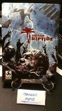 Dead Island Riptide Limited Collector's G1 Steelbook metal case
