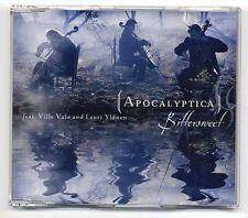 Apocalyptica Maxi-CD Bittersweet - Ville Valo of HIM Lauri Ylönen of The Rasmus