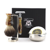 Men's Grooming Products & Shaving Supplies Body Shop Shave Kit 5 Pieces HARYALI