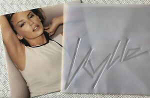 """KYLIE MINOGUE RARE U.K. PROMO 12"""" CAN'T GET YOU OUT OF MY HEAD + SPECIAL SLEEVE"""