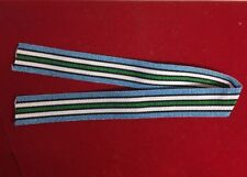 UNMISS United Nations South Sudan Miniature Medal Ribbon 10""