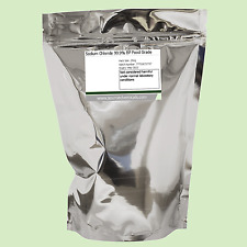 Sodium Chloride 99.9% (Salt) 250g BP Food Grade Including Delivery