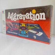 1980s MB Milton Bradley AGGRAVATION 1989 Vintage Board Game New & Sealed