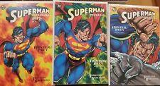 Superman Doomsday Hunter Prey lot #1-3