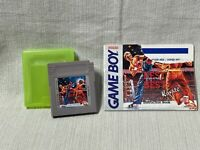 Best of the Best Karate Nintendo Gameboy Cartridge Manual Authentic & Working