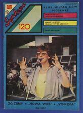 HALINA FRACKOWIAK 1987 Genesis,Madonna,Suzanne Vega,Tina Turner,Alicja Majewska
