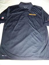 Nike DriFit On Field Apparel Men's Chicago Bears Polo Shirt NWT Small