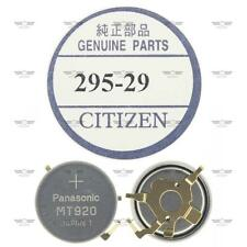 Citizen 295-29 295-2900 Eco-Drive Capacitor Battery Factory Sealed Genuine Part