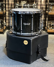 "Noonan 14x10"" Custom Snare Drum With Hardcase #585"