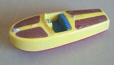 Marx HK 6 inch plastic 1950s boat