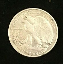 USA 1944 SILVER HALF DOLLAR IN GOOD VERY FINE