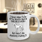 Saluki dog,Saluki,sighthounds,sighthounds dog,Salukis,Salukis Dog,Cup,Mug