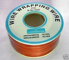 Prototype Wire wrap cable 30AWG 30# 300M Orange XBOX360