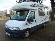 2 Axles Motorhomes with Awning