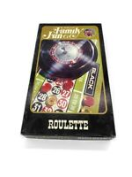 Vintage 1971 World of Family Fun Roulette - Hasbro
