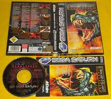 DRAGONHEART FIRE & STEEL Sega Saturn Versione Italiana Dragon Heart »»» COMPLETO