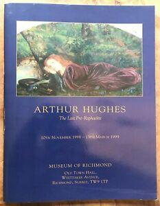 Arthur Hughes, The Last Pre-Raphaelite Museum of Richmond 1998