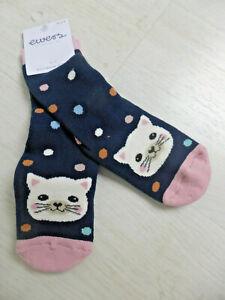 ewers Stoppersocken, ABS Antirutsch Socken, Stoppi Socks, mit Katzenkopf.  NEU!
