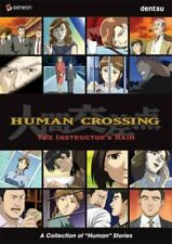 HUMAN CROSSING - Vol 4: The Instructor's Rain DVD Anime NEW SEALED