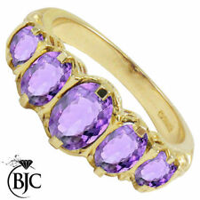 Wrap Not Enhanced Oval Yellow Gold Fine Gemstone Rings