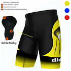 Didoo Mens Cycling Shorts MTB Bicycle 3D Padded Compression Bike Breathable Pant