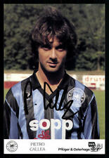 Pietro Callea Autogrammkarte FC Remscheid Original Signiert +A 91287