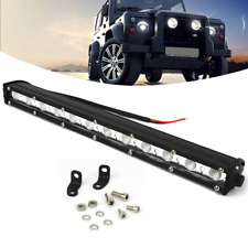Kashine 36W LED Work Light Bar Flood Beam Offroad Driving Fog Lamp Car Light for
