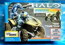 HALO MONGOOSE ALL-TERRAIN VEHICLE with ODST ROOKIE ACTION FIGURE  McFARLANE TOYS