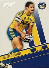 2012 NRL SELECT DYNASTY PARRAMATTA EELS #114 JARRYD HAYNE COMMON CARD FREE POST