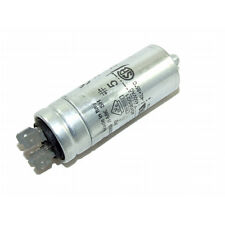 CAGE FAN - METAL ROUND RUN CAPACITOR 5µF / 5UF 400-500V 4 TERMINALS