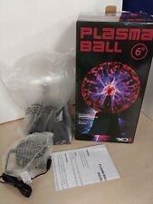RED5 Plasma Light Lightning Ball Lamp BNIB D20