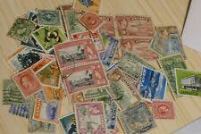 54 Jamaica used postage stamps philately postal Caribbean Philatelic