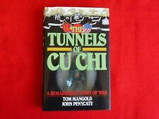 The Tunnels Of Cuchi By Tom Mangold & John Penycate (1985) HCDJ