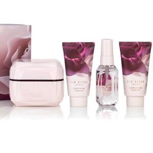 Branded Burberry Versace Chloe Clarins Perfume (Body Scrub Wash Lotion) Gift Set