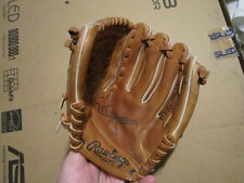 "Rawlings ""Youth"" Baseball Glove - Rbg 36Jr - ""Mark McGwire"" Model - All Leather"