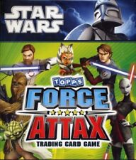 Star Wars The Clone Wars Force Attax TCG Collector Guide