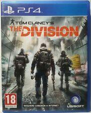 The Division. Ps4. Fisico. Pal Es.