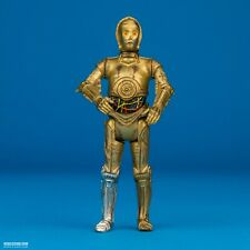 C-3PO Star Wars Solo 3.75 5POA Force Link 2.0 dirty deco ANH RotJ loose complete