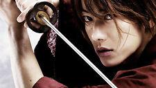 "Rurouni Kenshin Poster Himura Movie Silk Posters Prints 35x20"" RK13"