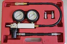 Cylinder Leak Down Compression Tester Kit Service Shop Equipment