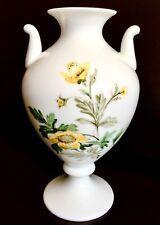 """Beautiful Vintage Wedgwood """"Golden Glory"""" 9""""/23cm Tall English Bone China Vase"""