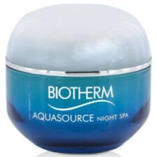 Biotherm Aquasource Night Spa 50ml / 1.69oz All skin types New in box