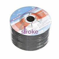 "115mm x 22.2mm Metal Grinding Discs Disks Depressed Centre 10 Pack 4 1/2"" 6mm"